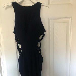 Formal short dress - promgirl
